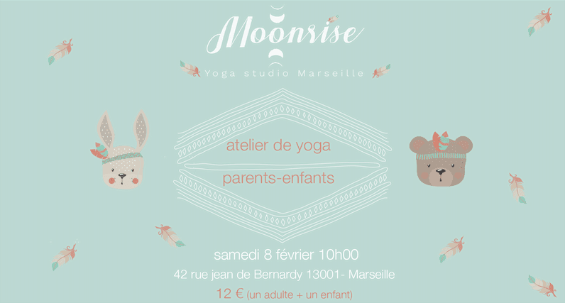 Atelier de Yoga parent-enfant